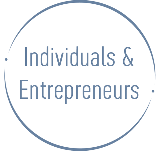 Coaching for Individuals and Entrepreneurs